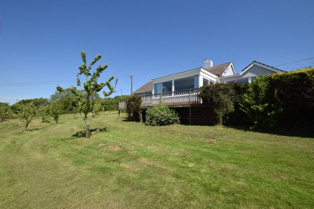 Thumbnail Detached bungalow for sale in Middle Marwood, Barnstaple