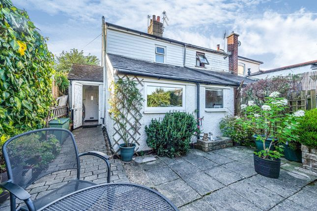 Thumbnail Semi-detached house for sale in Coursers Road, Colney Heath, St. Albans