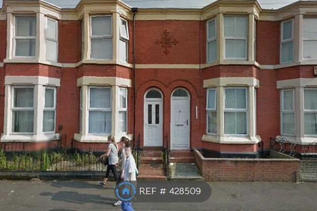 Thumbnail Terraced house to rent in Guelph Street, Liverpool