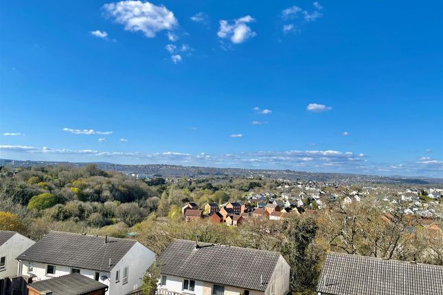 Thumbnail Semi-detached house for sale in Reddicliff Close, Plymstock, Plymouth