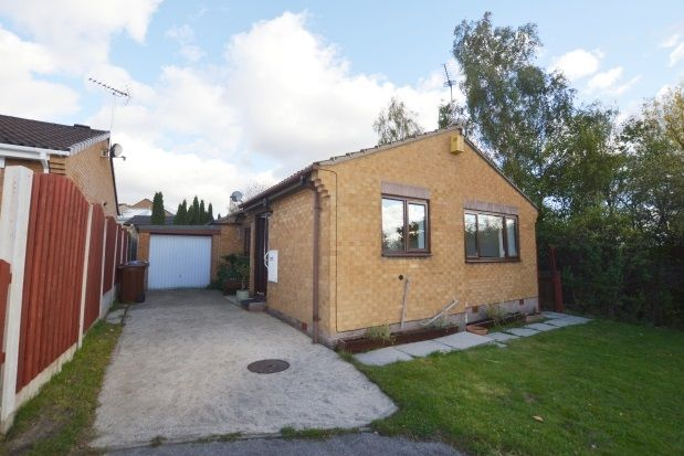 Thumbnail Detached bungalow to rent in Hartland Avenue, Sothall, Sheffield