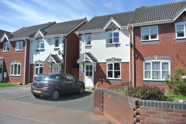 Thumbnail Semi-detached house for sale in Broomhill Road, Erdington, Birmingham