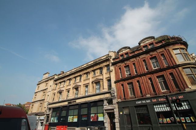 Thumbnail Flat to rent in Baldwin Street, City Centre