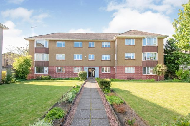 Thumbnail Flat for sale in Broomhill Avenue, Newton Mearns, Glasgow