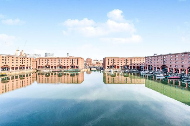 Thumbnail Flat for sale in The Colonnades, Liverpool
