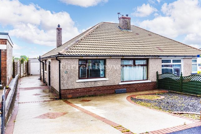 Thumbnail Bungalow for sale in Portland Crescent, Barrow In Furness