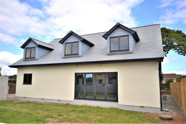Thumbnail Detached house for sale in Merrymeet, Liskeard, Cornwall