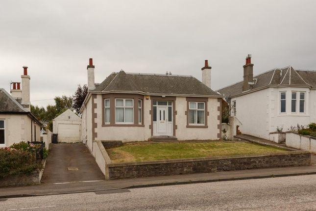 Thumbnail Detached bungalow for sale in 264 Milton Road East, Brunstane