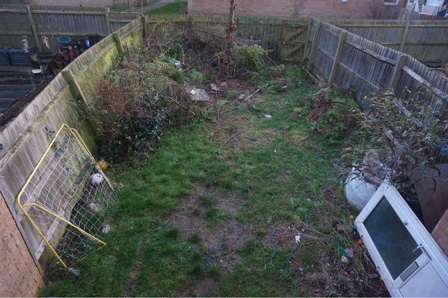 Rear Garden of Horsemoor Square, Ecton Brook, Northampton NN3