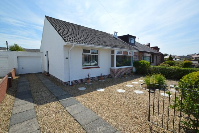 Thumbnail Bungalow for sale in Fullarton Road, Prestwick, South Ayrshire