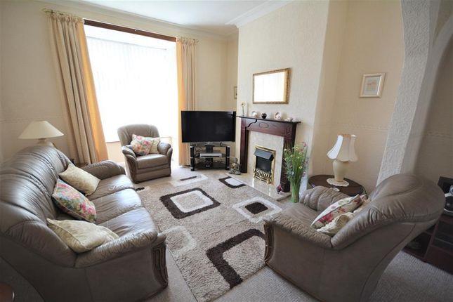 Living Room of Diamond Street, Shildon DL4