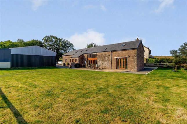 Thumbnail Detached house for sale in Newcastle, Monmouth