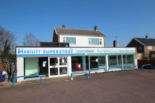 Thumbnail Property to rent in Yarmouth Road, Hales, Norwich