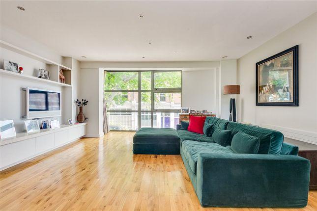 Thumbnail Terraced house to rent in Novara Row, Calabria Road, London