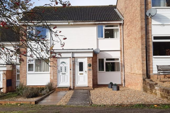 Thumbnail Terraced house for sale in Hollymount Close, Exmouth