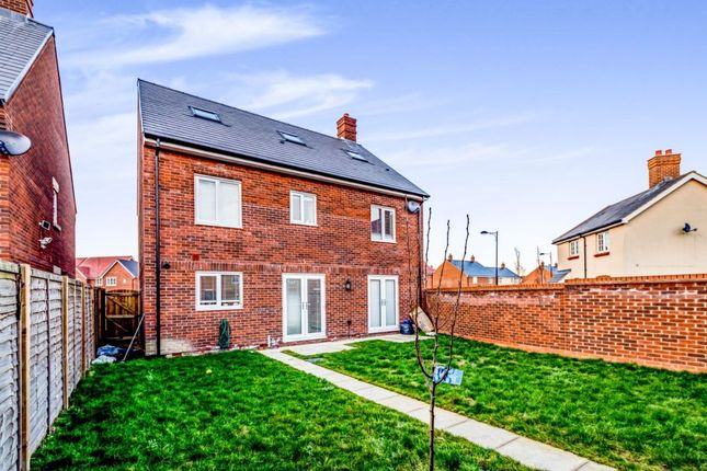 Thumbnail Detached house to rent in Green Lane, Wixams, Bedford