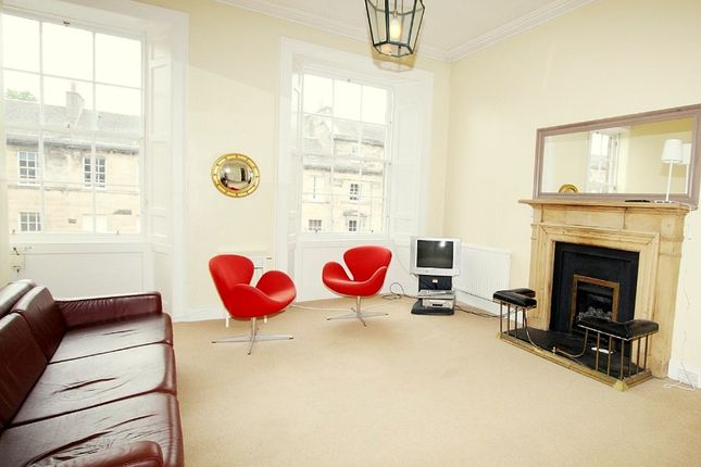 Thumbnail Flat to rent in Great King Street, New Town, Edinburgh