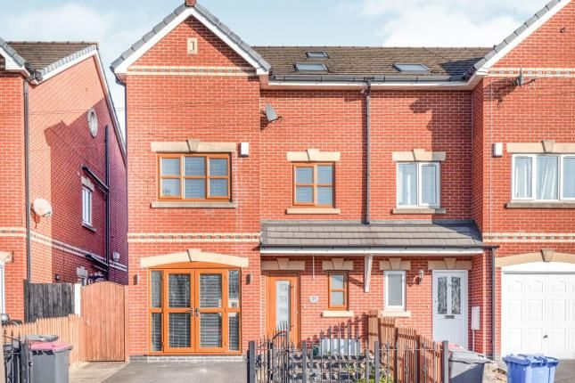 Thumbnail End terrace house for sale in Milner Street, Swinton, Manchester, Greater Manchester