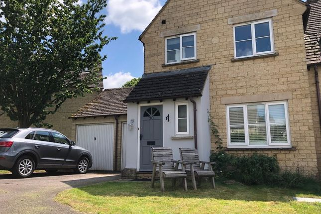 Thumbnail Semi-detached house for sale in Ticknell Piece Road, Charlbury, Chipping Norton