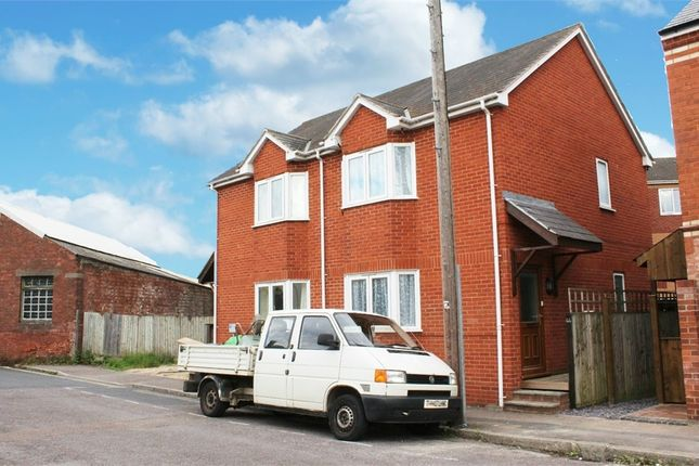 Thumbnail Semi-detached house for sale in Chamberlain Road, Exeter, Devon