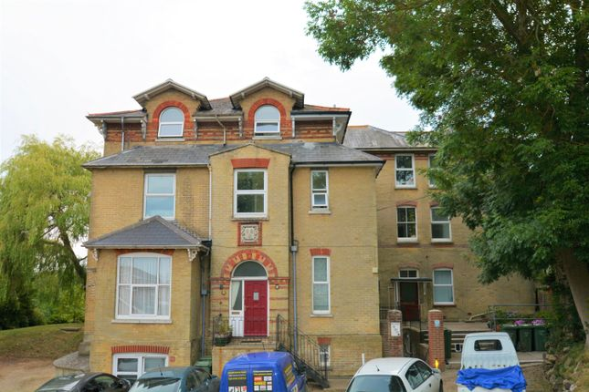 Thumbnail 1 bed flat to rent in Grange Drive, Newport