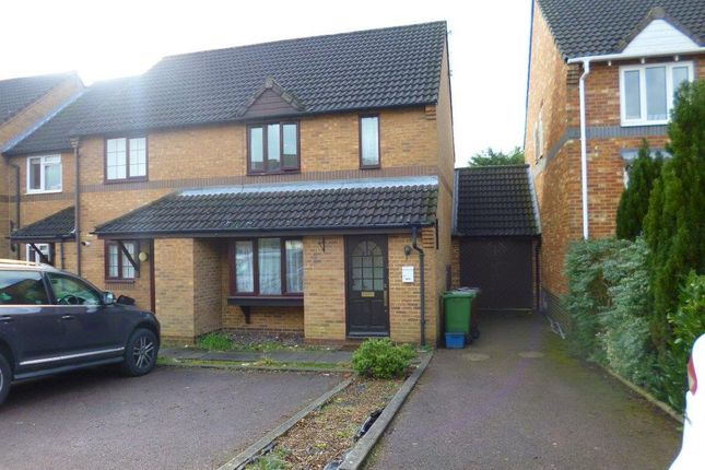 Thumbnail End terrace house to rent in Laurel Fields, Potters Bar