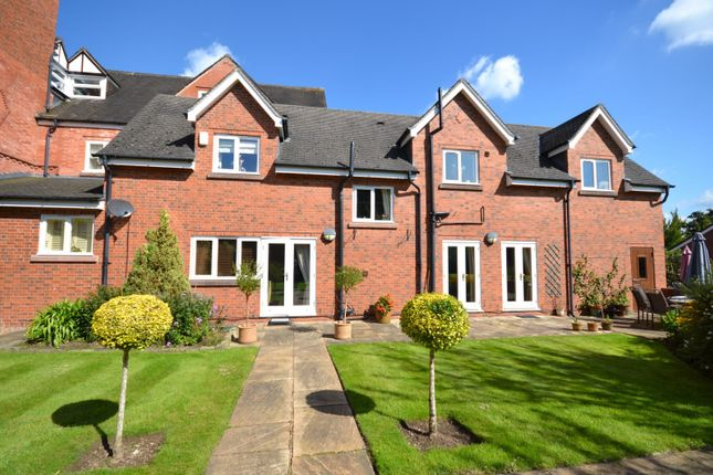Thumbnail Semi-detached house for sale in Abberley Hall, Chelford Road, Alderley Edge
