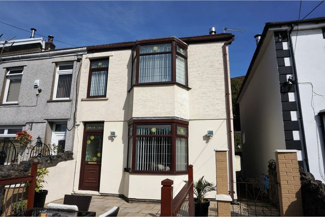 Thumbnail Semi-detached house for sale in Mount Pleasant, Merthyr Tydfil