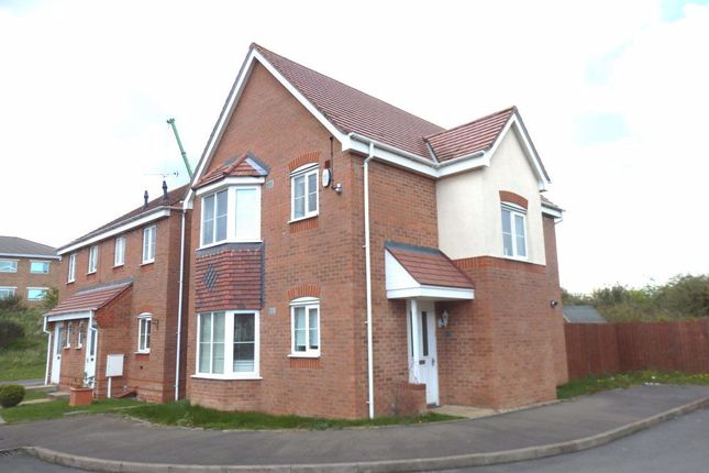Thumbnail Property to rent in Knights Road, Nuneaton