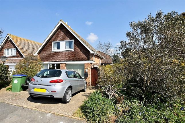 Thumbnail Detached house for sale in Tye View, Telscombe Cliffs