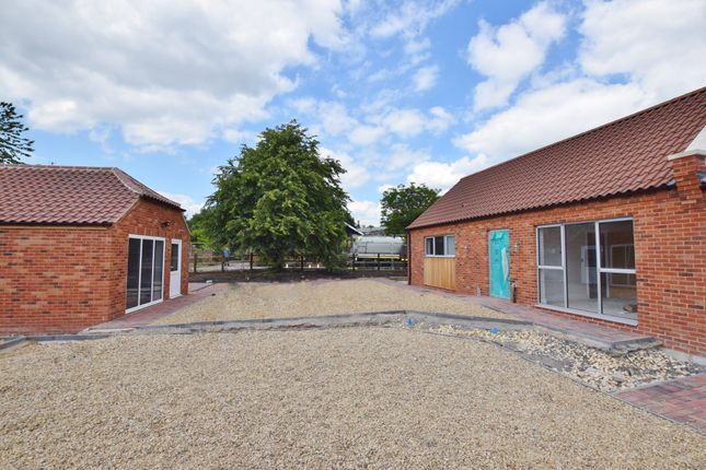 Thumbnail Detached bungalow for sale in Plot 6, Old Hall Gardens, Screveton