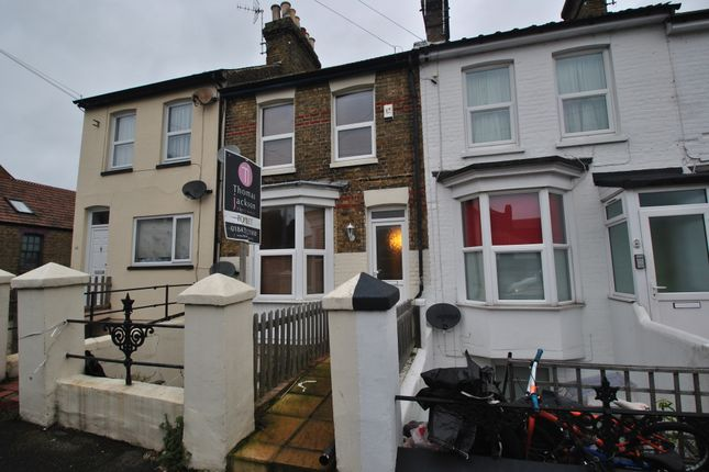Thumbnail Terraced house to rent in Cannonbury Road, Ramsgate