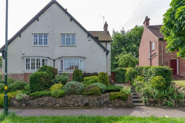 Thumbnail Semi-detached house for sale in Moor Pool Avenue, Harborne, Birmingham