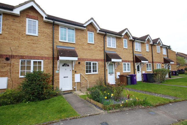 2 bed terraced house to rent in Chagny Close, Letchworth Garden City SG6