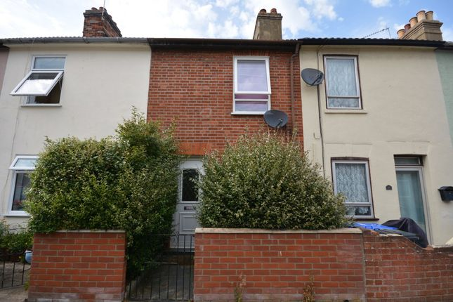 Thumbnail Terraced house to rent in Ontario Road, Lowestoft