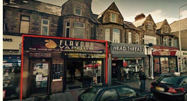 Thumbnail Retail premises for sale in Albany Road, Roath Cardiff