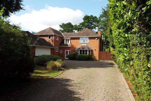 Thumbnail Detached house to rent in Novello Old Hillside Road, Winchester