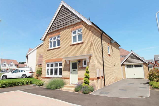 Thumbnail Detached house for sale in Capel Dewi Hall Road, Newport