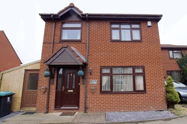 3 bed detached house for sale in School Lane, Ponciau, Wrexham