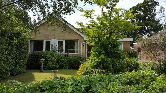 Thumbnail Bungalow for sale in Ashurst, Southampton, Hampshire