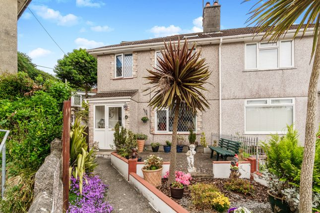Thumbnail Semi-detached house for sale in Wandle Place, Laira, Plymouth
