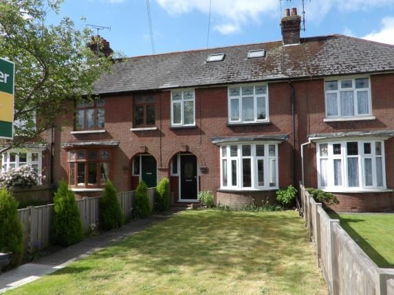 Thumbnail Terraced house for sale in Hythe Road, Willesborough, Ashford, Kent