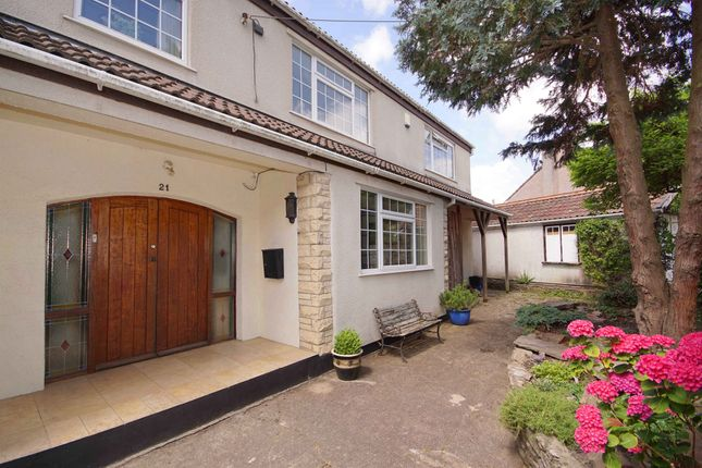 Thumbnail Detached house for sale in Nibletts Hill, St. George, Bristol