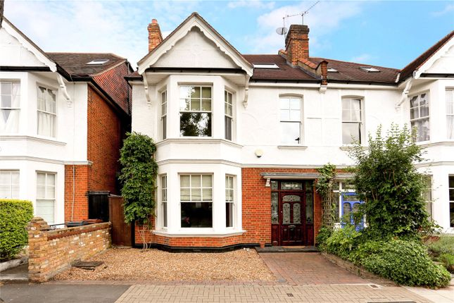 Thumbnail 5 bed semi-detached house for sale in Hadley Gardens, London
