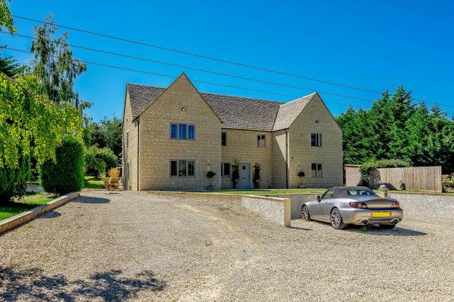Thumbnail Detached house for sale in Ashton Road, Siddington, Cirencester, Gloucestershire