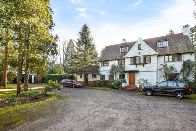 Thumbnail 5 bedroom detached house for sale in Wentworth Estate, Surrey