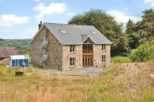 Thumbnail Detached house for sale in Gorsgoch, Llanybydder
