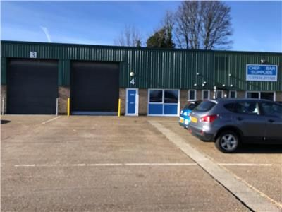 Thumbnail Light industrial to let in 4 Railway Street Industrial Estate, Railway Street, Gillingham, Kent
