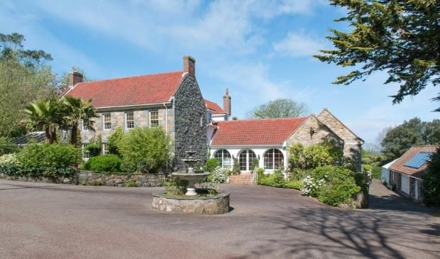 Thumbnail Property for sale in Route De La Clos Au Comte, Castel, Guernsey