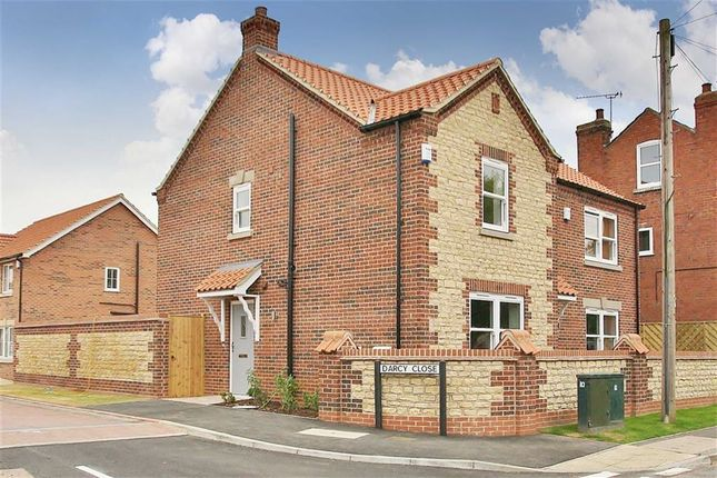 Thumbnail Property for sale in D'arcy Close, Winterton, Scunthorpe
